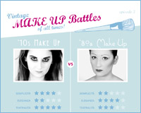 Vintage make up battles of all times! Episode 3 Anni 10 vs Anni 30 featured image